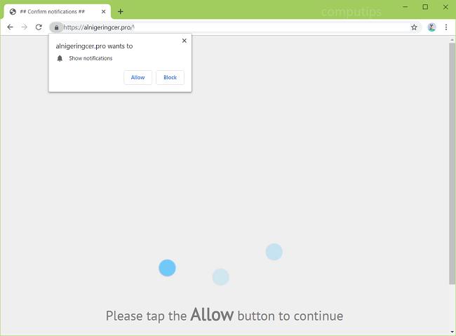 Delete https://alnigeringcer.pro, os8t.alnigeringcer.pro, jas2.alnigeringcer.pro, smhv.alnigeringcer.pro, bu6c.alnigeringcer.pro, fed4.alnigeringcer.pro virus notifications