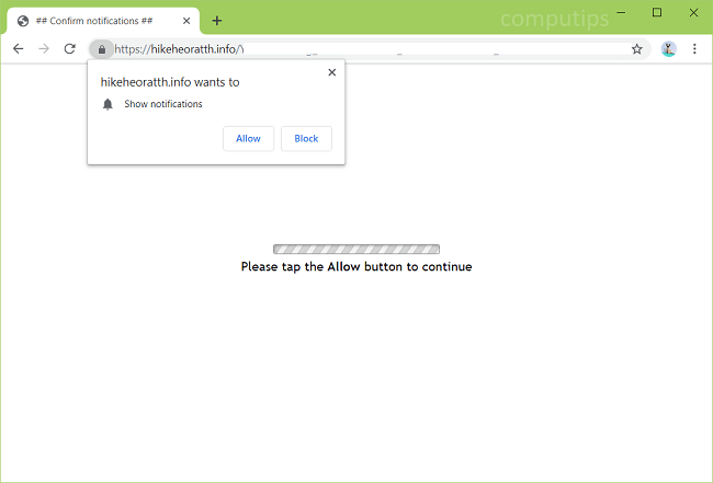 eliminar https://hikeheoratth.info, p8.hikeheoratth.info, p7.hikeheoratth.info, p6.hikeheoratth.info, p5.hikeheoratth.info, notificaciones de virus p4.hikeheoratth.info