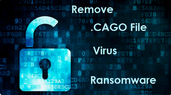 How to remove Ransomware .CAGO