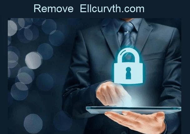 How to remove Ellcurvth.com