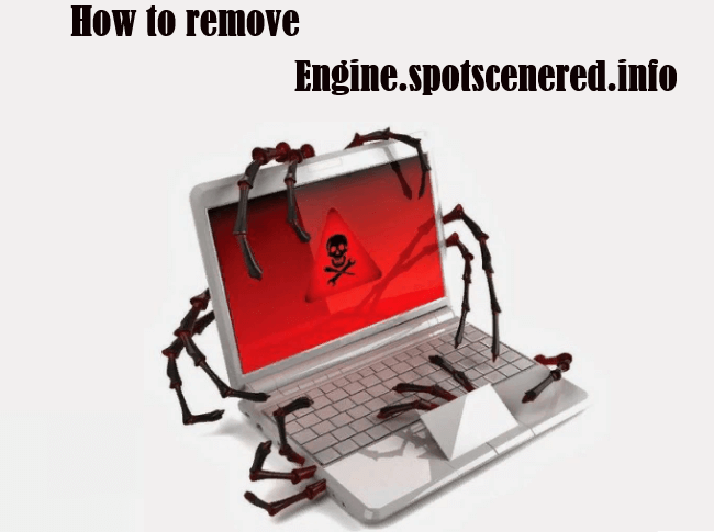 Cómo eliminar el Engine.spotscenered.info