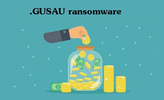 Como remover Gusau ransomware