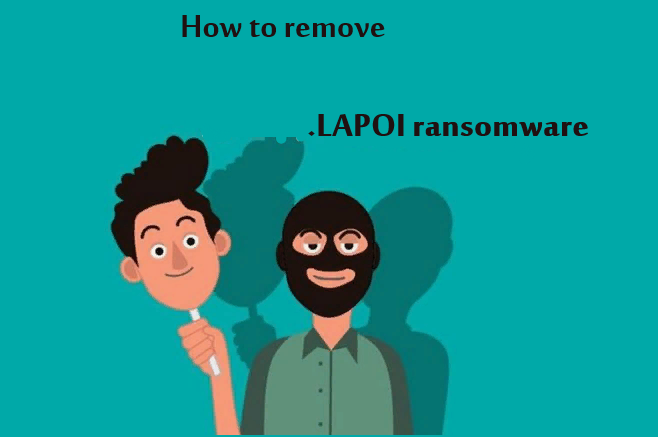How to remove LAPOI ransomware
