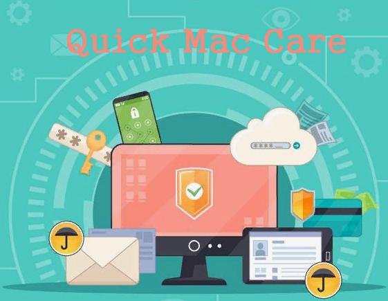 How to remove Quick Mac Care