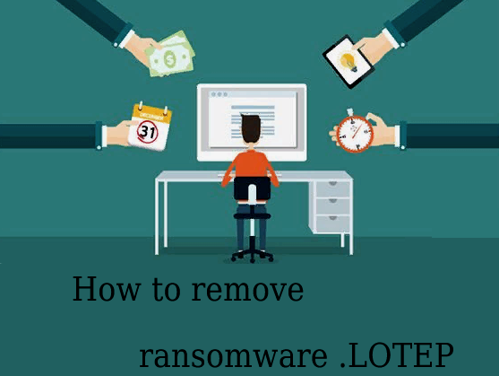 How to remove ransomware .LOTEP