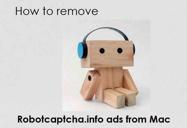How to remove Robotcaptcha.info ads from Mac