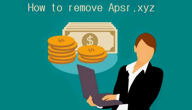 How to remove Apsr.xyz