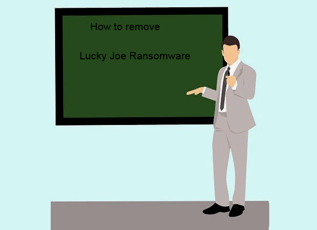 How to remove LuckyJoe
