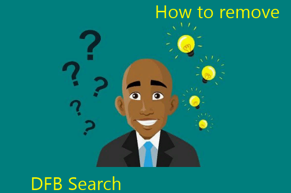 How to remove DFB Search
