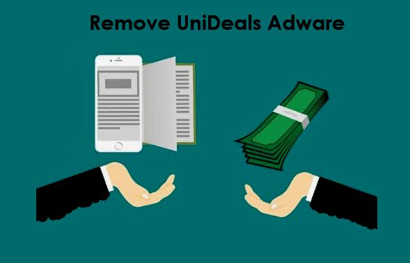 uni deals adware
