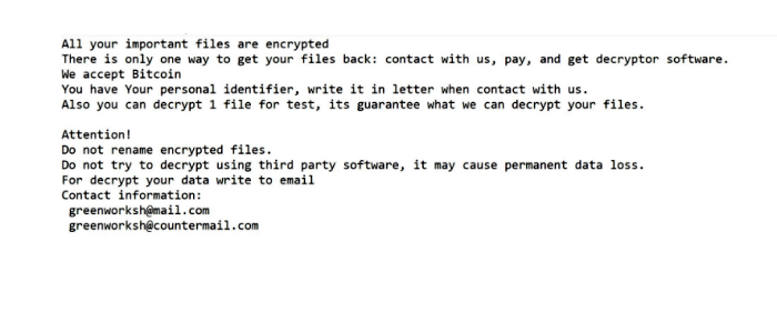 How to remove Jamper ransomware