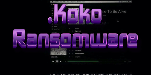 How to remove Koko Ransomware
