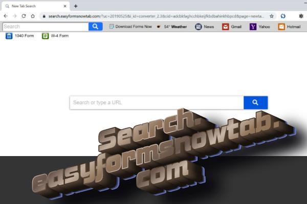 How to remove Search.easyformsnowtab.com