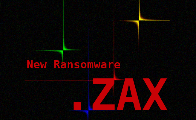 How to remove Zax ransomware