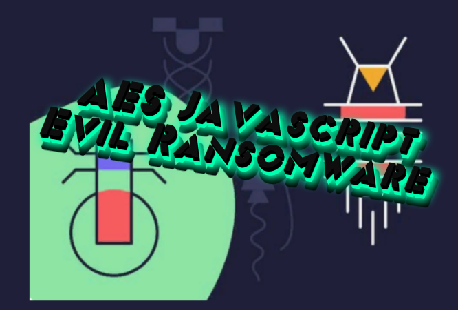 How to remove AES Javascript Evil Ransomware