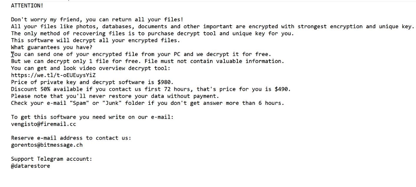 How to remove dutan ransomware