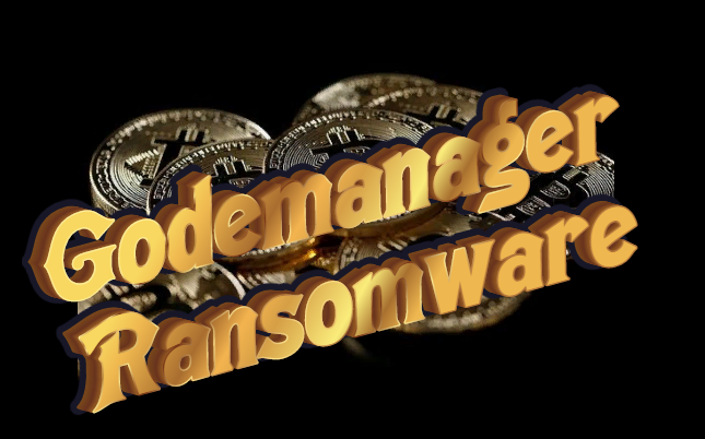 How to remove godemanager ransomware