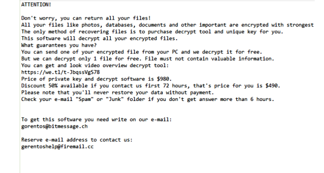 How to remove KVAG ransomware