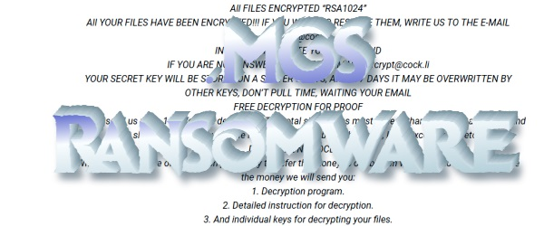 How to remove MGS ransomware