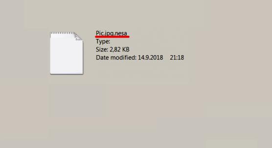 Cómo eliminar el NESA ransomware