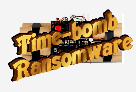 How to remove Time-bomb ransomware