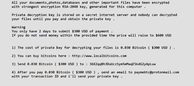 How to remove BGUU ransomware