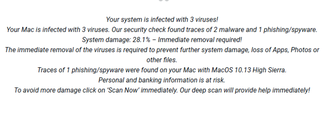 How to remove Securingcheknow.casa from Mac