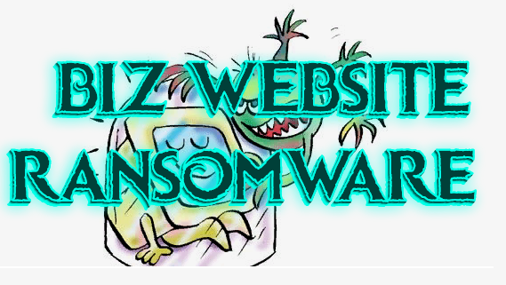 How to remove biz website ransomware