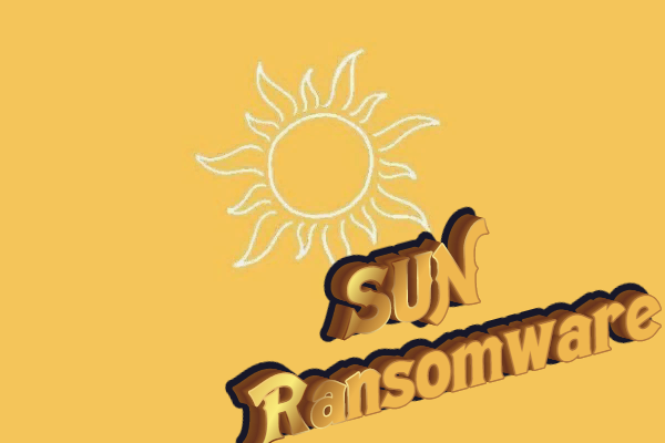 How to remove Sun ransomware