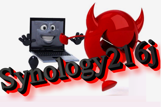 How to remove Synology 216j.encrypt