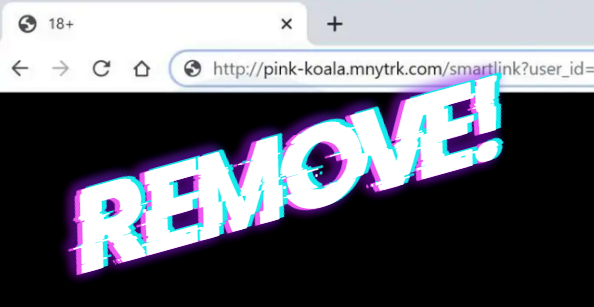 How to remove Pink-koala.mnytrk