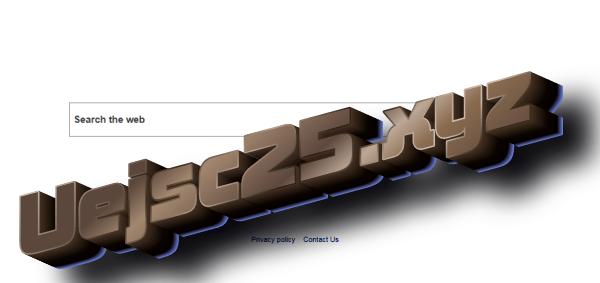 How to remove Uejsc25.xyz