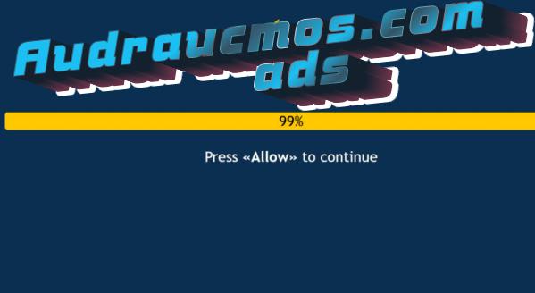 How to remove Audraucmos.com ads