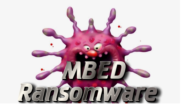 How to remove MBED ransomware