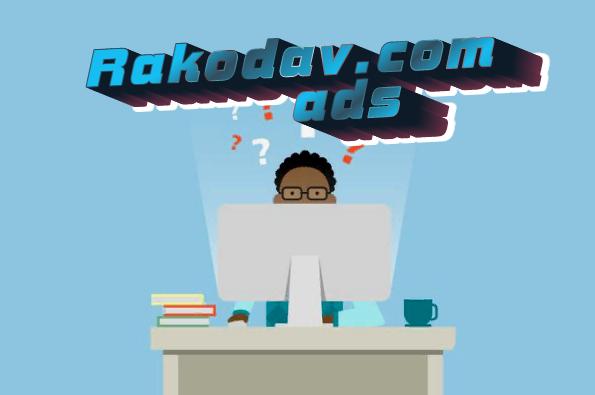 How to remove Rakodav.com ads