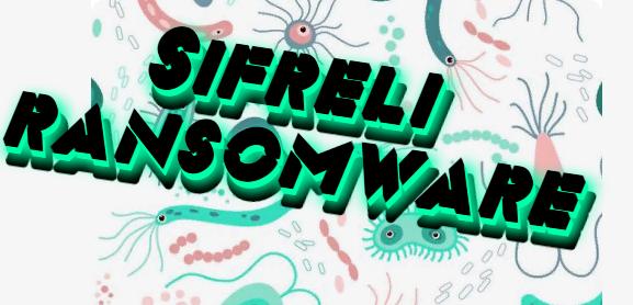How to remove Sifreli ransomware