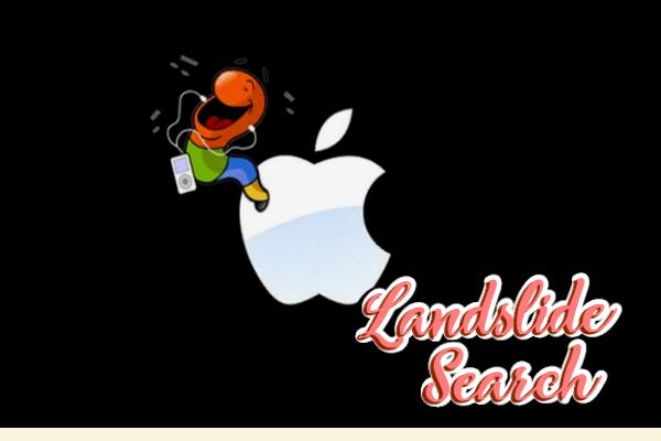 Comment supprimer  Landslide Search du Mac