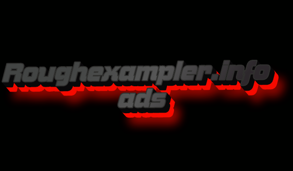 how to remove Roughexampler.info ads