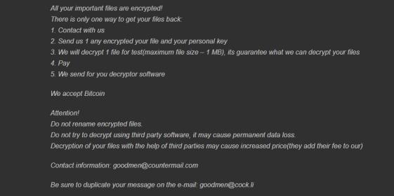 supprimer LockBit ransomware virus