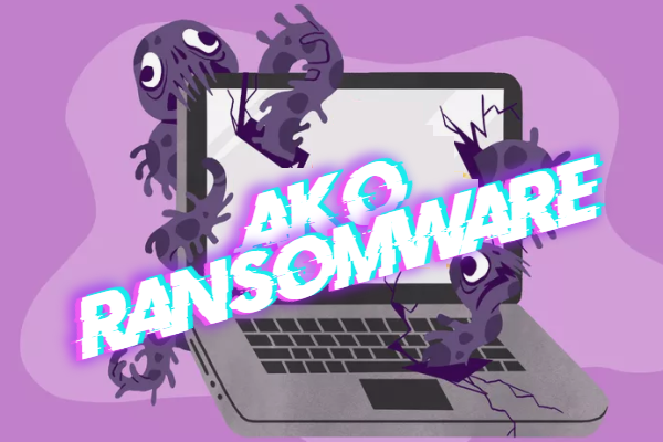 comment supprimer Ako ransomware