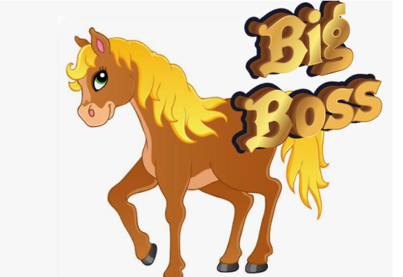 how to remove bigbosshorse