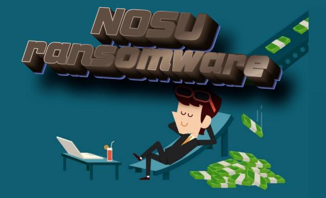 cómo quitar nosu ransomware