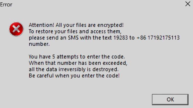 remove encphered ransomware