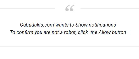 remover gubudakis.com