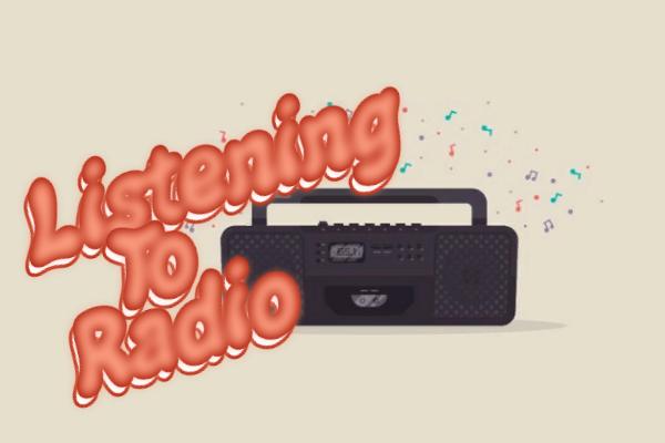 quite escucha la radio
