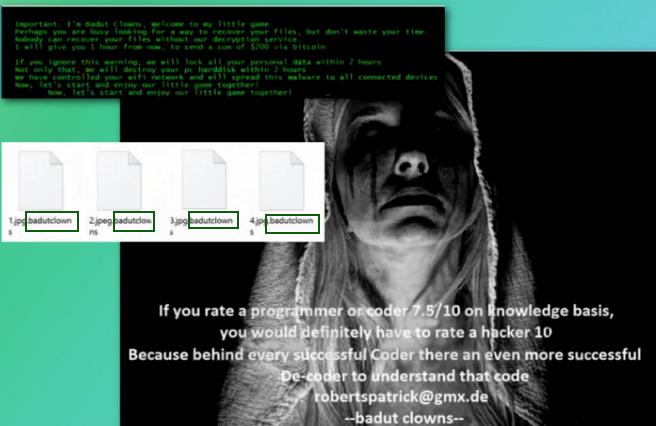 badutclowns ransomware