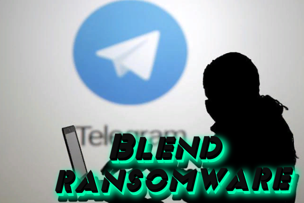 how to remove blend ransomware