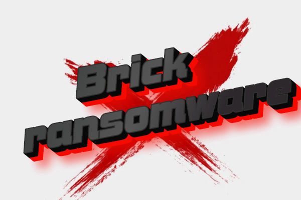 how to remove brick ransomware