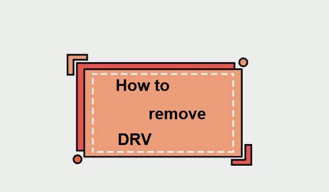 comment supprimer DRV ransomware