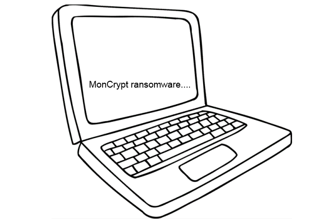 comment supprimer moncrypt ransomware